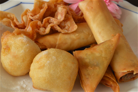 Foto Chinese hors d'oeuvre 头盆